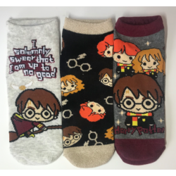HARRY POTTER HARRY-RON-HERMIONE BOKAZOKNI